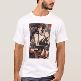 Harlequin with a Guitar, 1917 T-Shirt