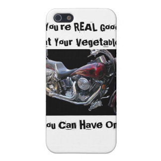 Harley Cell Phone Case, Humorous Cover For iPhone 5/5S
