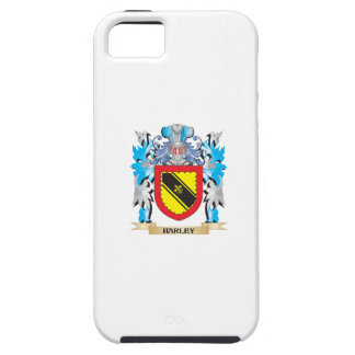 Harley Coat of Arms - Family Crest iPhone 5 Cases