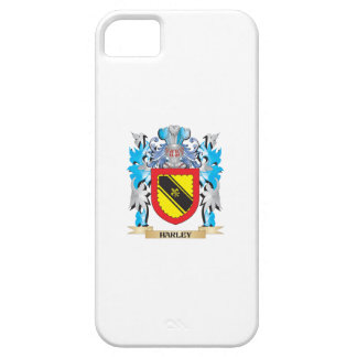 Harley Coat of Arms - Family Crest iPhone 5 Covers