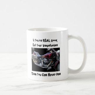 Harley Coffee Cup, Humorous Coffee Mug
