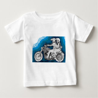 Harley D Bikies Baby T-Shirt
