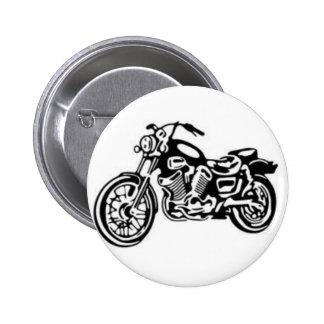 Harley Davidson, badge 2 Inch Round Button