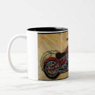 Harley Davidson Custom Mug