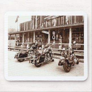 Harley Davidson Motorcyles Mouse Pad