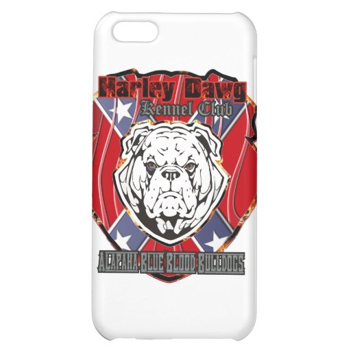 Harley Dawg iPhone 5C Covers