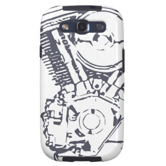 Harley Evolution V-Twin Samsung Galaxy SIII Case