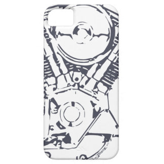 Harley Evolution V-Twin iPhone 5 Case