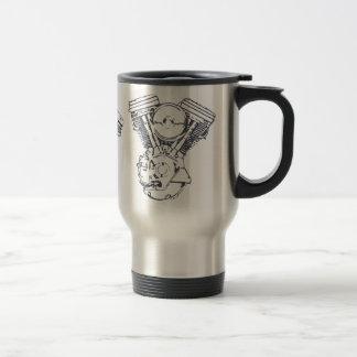 Harley Evolution V-Twin Coffee Mug