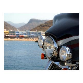 Harley Fairing Postcard