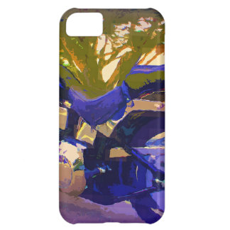 Harley-FatBoy-1998 Motorcycle iPhone 5C Cases