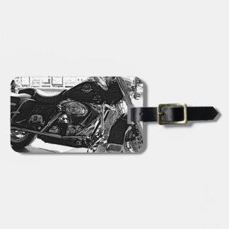 Harley Luggage Tag