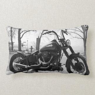 Harley Macro Davidson Motorcycle Classic Lumbar Pillow
