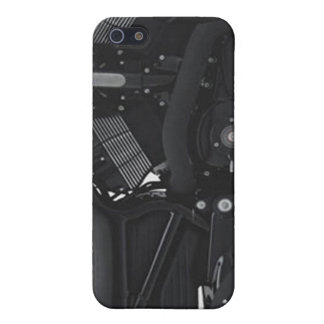 Harley Night iPhone 5/5S Covers