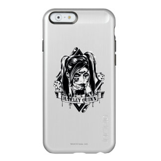Harley Quinn Badge Incipio Feather® Shine iPhone 6 Case