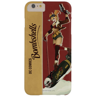 Harley Quinn Bombshell Barely There iPhone 6 Plus Case