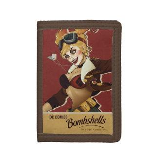 Harley Quinn Bombshell Trifold Wallet