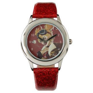 Harley Quinn Bombshell Watches