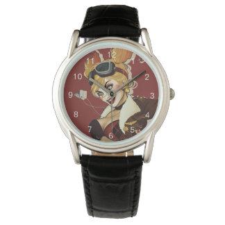 Harley Quinn Bombshells Pinup Watch