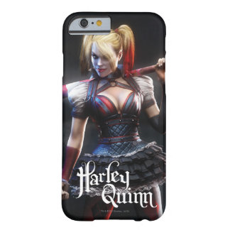 Harley Quinn With Bat Barely There iPhone 6 Case