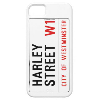Harley Street iPhone 5 Cover