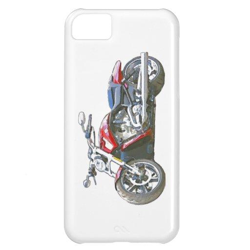 Harley VRSCF V Rod Hand Painted iPhone 5 Case