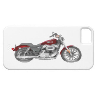 Harley XL1200 Sportster Hand Painted iPhone 5 Case