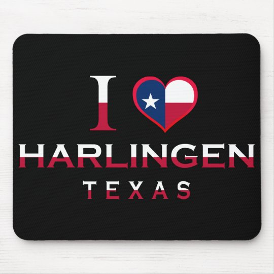 Harlingen, Texas Mouse Pad