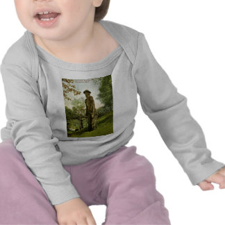 Harlow's Wooden Man Marquette, Michigan Tees
