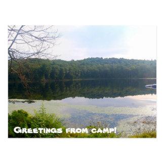 Harmon Pond Postcard! Postcard