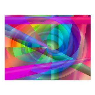 Harmonic Convergence Postcard