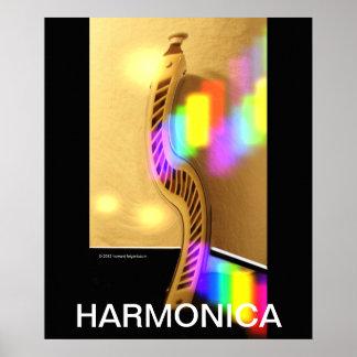 HARMONICA POSTERS