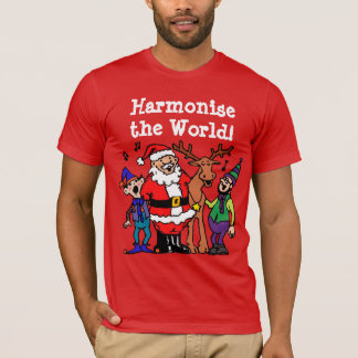 Harmonise the World T-Shirt