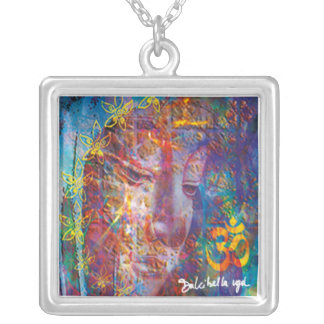 Harmonize Silver Plated Necklace