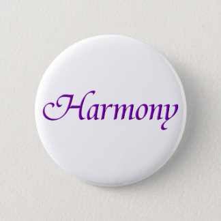Harmony 2 Inch Round Button