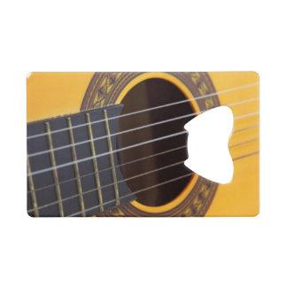 Harmony Acoustic Guitar Wallet Bottle Opener