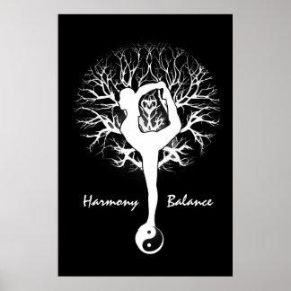 Harmony & Balance Poster
