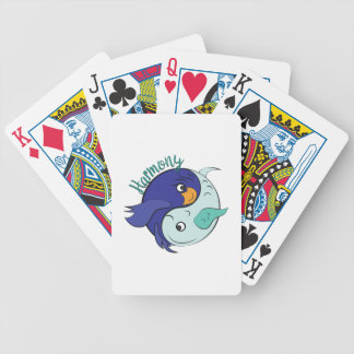 Harmony Bicycle Playing Cards