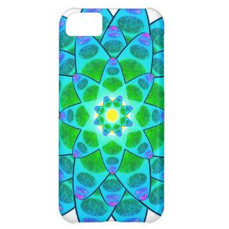 Harmony Flower Mandala Cover For iPhone 5C