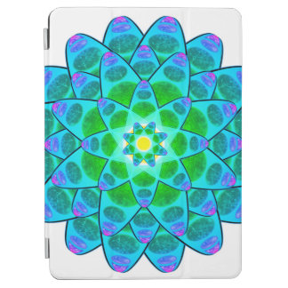 Harmony Flower Mandala iPad Air Cover