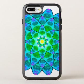 Harmony Flower Mandala OtterBox Symmetry iPhone 7 Plus Case