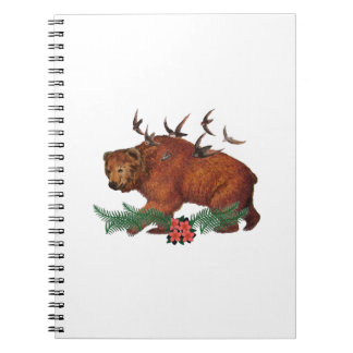 Harmony In Nature Notebook