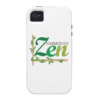 Harmony Is Zen iPhone 4/4S Covers