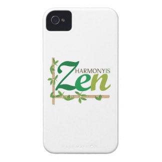 Harmony Is Zen iPhone 4 Cases