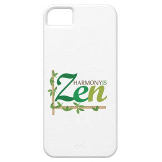 Harmony Is Zen iPhone 5/5S Cover