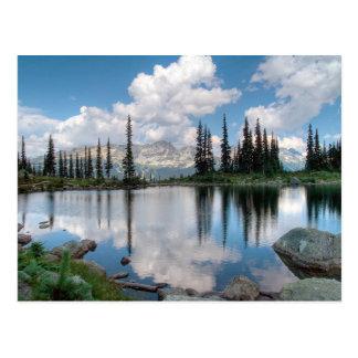 Harmony Lake II Postcard