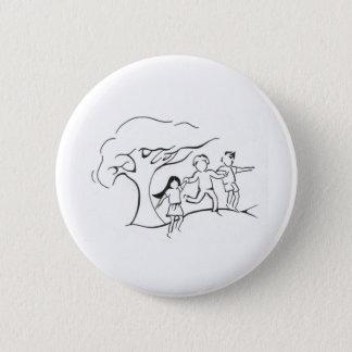 Harmony Montessori 2 Inch Round Button