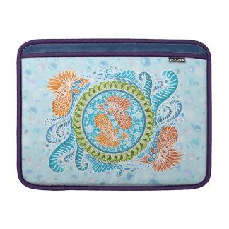 Harmony of the seas ,boho,hippie,bohemian MacBook sleeve