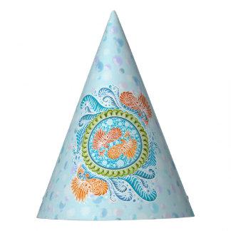 Harmony of the seas ,boho,hippie,bohemian party hat