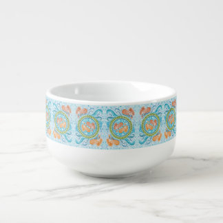 Harmony of the seas ,boho,hippie,bohemian soup mug